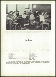 Page 16, 1955 Edition, Lancaster High School - Echoes Yearbook (Lancaster, MN) online yearbook collection