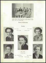 Page 8, 1955 Edition, Lancaster High School - Echoes Yearbook (Lancaster, MN) online yearbook collection