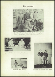 Page 10, 1956 Edition, Lancaster High School - Echoes Yearbook (Lancaster, MN) online yearbook collection