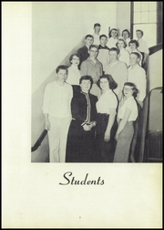 Page 11, 1956 Edition, Lancaster High School - Echoes Yearbook (Lancaster, MN) online yearbook collection