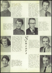 Page 12, 1956 Edition, Lancaster High School - Echoes Yearbook (Lancaster, MN) online yearbook collection