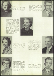 Page 14, 1956 Edition, Lancaster High School - Echoes Yearbook (Lancaster, MN) online yearbook collection