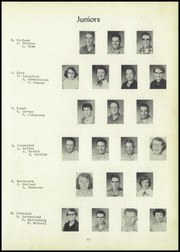 Page 17, 1956 Edition, Lancaster High School - Echoes Yearbook (Lancaster, MN) online yearbook collection
