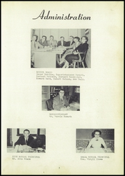 Page 7, 1956 Edition, Lancaster High School - Echoes Yearbook (Lancaster, MN) online yearbook collection