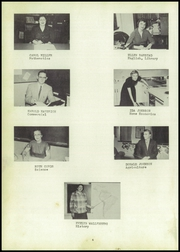 Page 8, 1956 Edition, Lancaster High School - Echoes Yearbook (Lancaster, MN) online yearbook collection