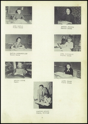 Page 9, 1956 Edition, Lancaster High School - Echoes Yearbook (Lancaster, MN) online yearbook collection