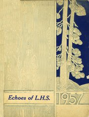 1957 Edition, Lancaster High School - Echoes Yearbook (Lancaster, MN)
