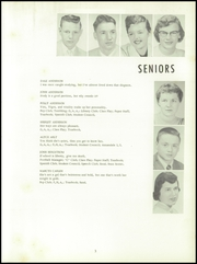 Page 11, 1956 Edition, Cokato High School - Cardinal Yearbook (Cokato, MN) online yearbook collection