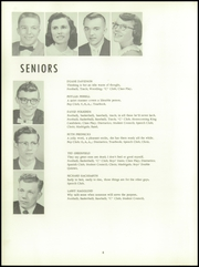 Page 12, 1956 Edition, Cokato High School - Cardinal Yearbook (Cokato, MN) online yearbook collection