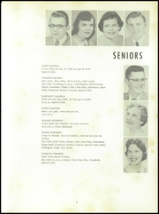 Page 13, 1956 Edition, Cokato High School - Cardinal Yearbook (Cokato, MN) online yearbook collection