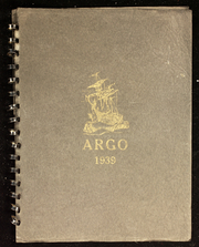Adams High School - Argo Yearbook (Adams, MN) online yearbook collection, 1939 Edition, Page 1