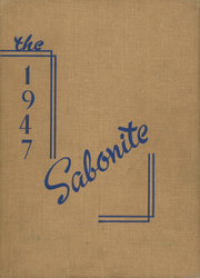 1947 Edition, St Boniface High School - Sabonite Yearbook (Cold Spring, MN)