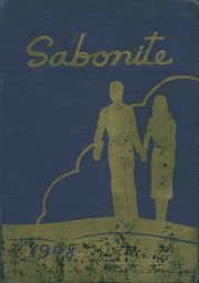 1948 Edition, St Boniface High School - Sabonite Yearbook (Cold Spring, MN)
