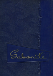 1954 Edition, St Boniface High School - Sabonite Yearbook (Cold Spring, MN)