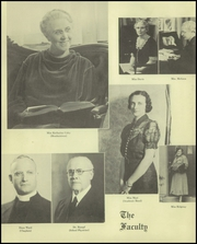 Page 10, 1938 Edition, St Marys Hall - Fleur de Lis Yearbook (Faribault, MN) online yearbook collection