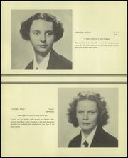 Page 16, 1938 Edition, St Marys Hall - Fleur de Lis Yearbook (Faribault, MN) online yearbook collection