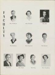 Page 10, 1947 Edition, St Marys Hall - Fleur de Lis Yearbook (Faribault, MN) online yearbook collection