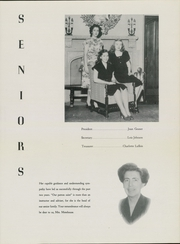 Page 13, 1947 Edition, St Marys Hall - Fleur de Lis Yearbook (Faribault, MN) online yearbook collection