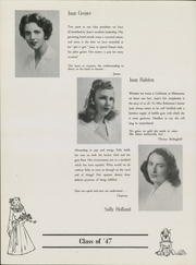 Page 16, 1947 Edition, St Marys Hall - Fleur de Lis Yearbook (Faribault, MN) online yearbook collection