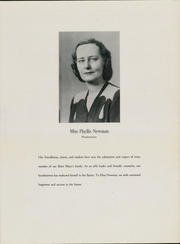 Page 9, 1947 Edition, St Marys Hall - Fleur de Lis Yearbook (Faribault, MN) online yearbook collection
