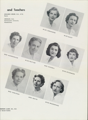 Page 11, 1953 Edition, St Marys Hall - Fleur de Lis Yearbook (Faribault, MN) online yearbook collection