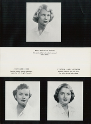 Page 17, 1953 Edition, St Marys Hall - Fleur de Lis Yearbook (Faribault, MN) online yearbook collection