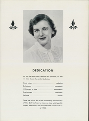 Page 7, 1953 Edition, St Marys Hall - Fleur de Lis Yearbook (Faribault, MN) online yearbook collection
