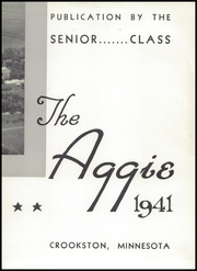 Page 7, 1941 Edition, Northwest School of Agriculture - Red River Aggie Yearbook (Crookston, MN) online yearbook collection