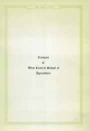 Page 13, 1922 Edition, West Central School of Agriculture - Moccasin Yearbook (Morris, MN) online yearbook collection