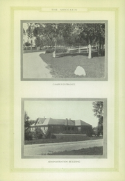 Page 14, 1922 Edition, West Central School of Agriculture - Moccasin Yearbook (Morris, MN) online yearbook collection