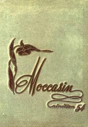 1954 Edition, West Central School of Agriculture - Moccasin Yearbook (Morris, MN)