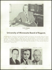 Page 14, 1955 Edition, West Central School of Agriculture - Moccasin Yearbook (Morris, MN) online yearbook collection