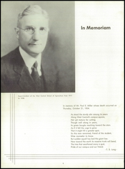 Page 8, 1955 Edition, West Central School of Agriculture - Moccasin Yearbook (Morris, MN) online yearbook collection