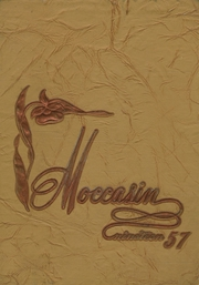 1957 Edition, West Central School of Agriculture - Moccasin Yearbook (Morris, MN)