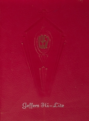 Page 1, 1952 Edition, Jeffers High School - Hi Lite Yearbook (Jeffers, MN) online yearbook collection