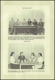 Page 13, 1952 Edition, Jeffers High School - Hi Lite Yearbook (Jeffers, MN) online yearbook collection