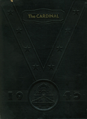 1945 Edition, Marietta High School - Cardinal Yearbook (Marietta, MN)