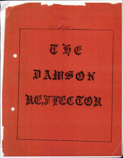 Page 1, 1937 Edition, Dawson High School - Reflector Yearbook (Dawson, MN) online yearbook collection