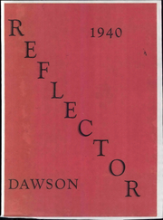 Page 1, 1940 Edition, Dawson High School - Reflector Yearbook (Dawson, MN) online yearbook collection