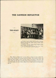Page 5, 1940 Edition, Dawson High School - Reflector Yearbook (Dawson, MN) online yearbook collection