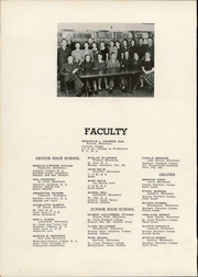 Page 8, 1940 Edition, Dawson High School - Reflector Yearbook (Dawson, MN) online yearbook collection