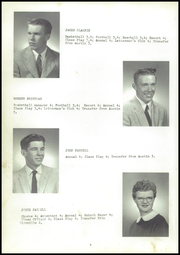 Page 12, 1958 Edition, Rose Creek High School - Arrow Yearbook (Rose Creek, MN) online yearbook collection