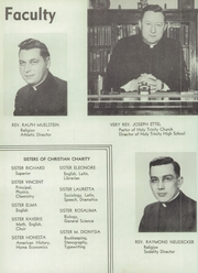Page 10, 1952 Edition, Holy Trinity High School - Trikerion Yearbook (New Ulm, MN) online yearbook collection