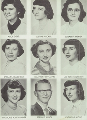 Page 16, 1952 Edition, Holy Trinity High School - Trikerion Yearbook (New Ulm, MN) online yearbook collection