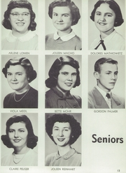 Page 17, 1952 Edition, Holy Trinity High School - Trikerion Yearbook (New Ulm, MN) online yearbook collection