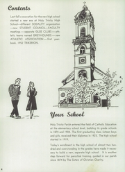 Page 8, 1952 Edition, Holy Trinity High School - Trikerion Yearbook (New Ulm, MN) online yearbook collection