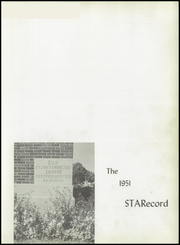 Page 5, 1951 Edition, St Augustine High School - Starecord Yearbook (Austin, MN) online yearbook collection
