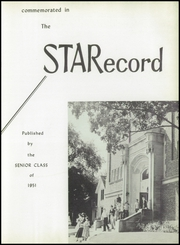 Page 7, 1951 Edition, St Augustine High School - Starecord Yearbook (Austin, MN) online yearbook collection