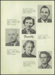 Page 10, 1955 Edition, East Chain High School - Saga Yearbook (East Chain, MN) online yearbook collection