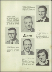 Page 16, 1955 Edition, East Chain High School - Saga Yearbook (East Chain, MN) online yearbook collection